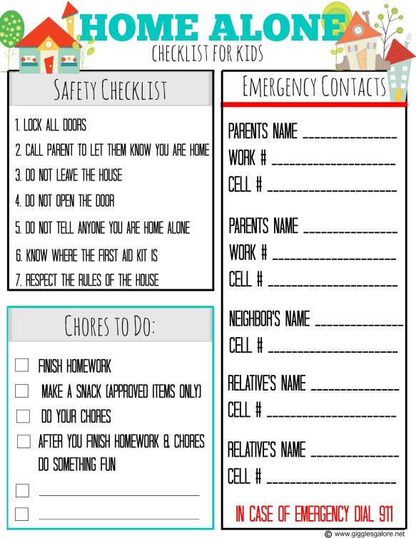 home-alone-checklist-for-kids